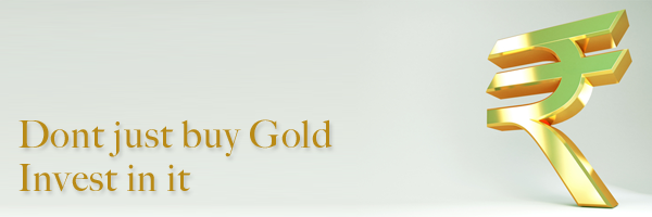 Invest smartly in gold