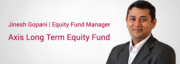 Jinesh Gopani - Equity Fund Manager