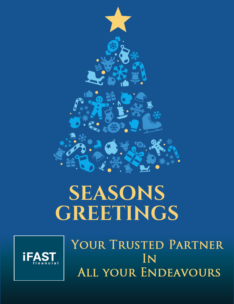 iFAST Financial wishes all its partners a Merry Christmas