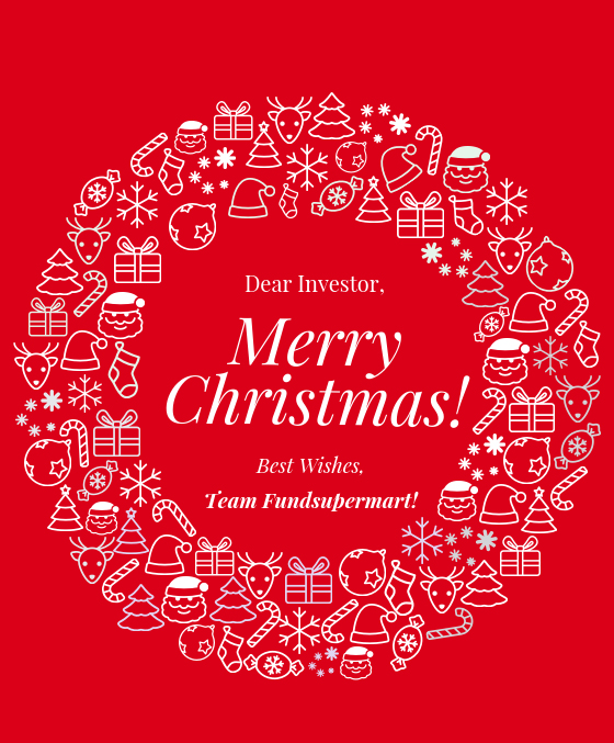 Fundsupermart wishes all its investors a Merry Christmas