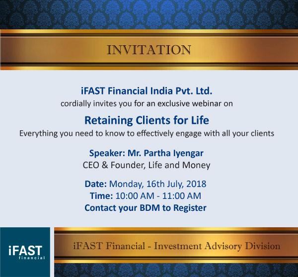 Webinar - Retaining Clients For Life