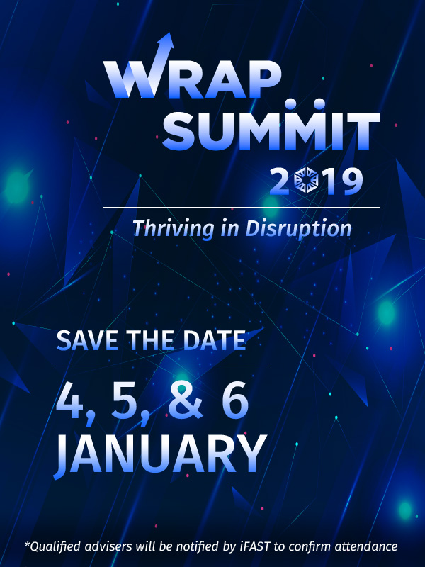 Wrap Summit 2019 - Save the Date