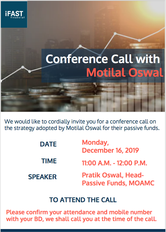 Conference Call - Invest in tomorrow's potential leaders, today