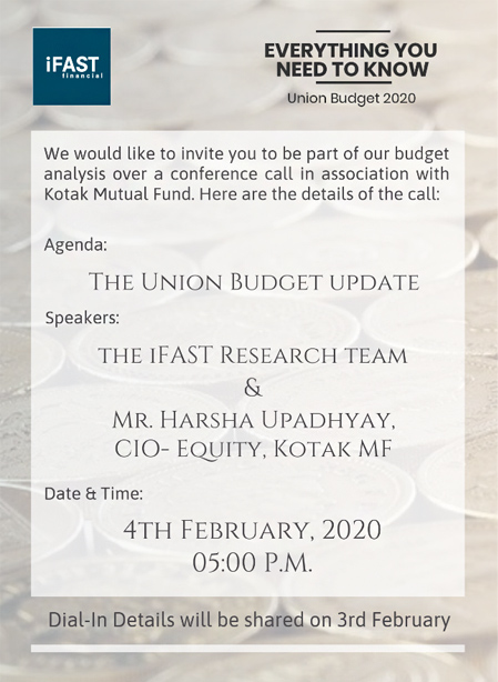 Budget Call - The Union Budget Update