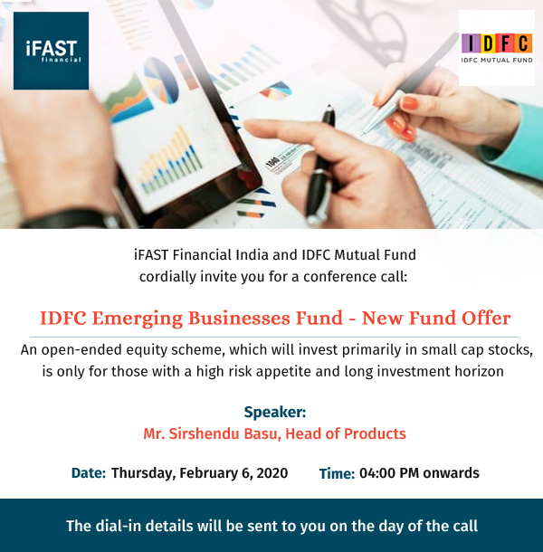 IDFC NFO - IDFC Emerging Businesses Fund